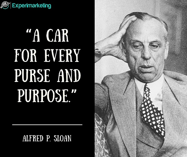 Alfred sloan growing a business by growing customer for General motors customer service number