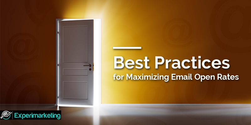Best Parctices for Maximizing Email Open Rates